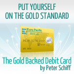 Euro Pacific Bank - Gold Card